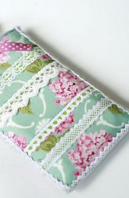 DIY: Genäht – Handytäschchen mit Schleife