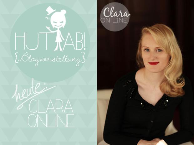 {Hut ab} Clara OnLine