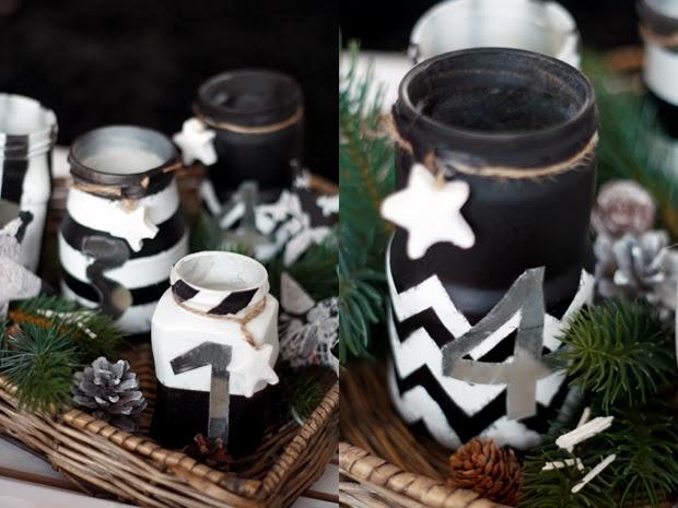 DIY: Last-Minute Adventskranz für Saisontrödler