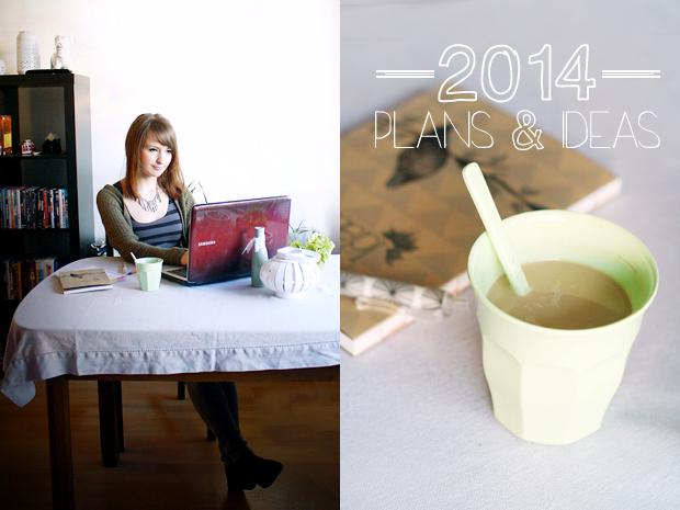"""Verspätetes """"Hello 2014"""" und was euch in diesem Jahr hier erwartet"""