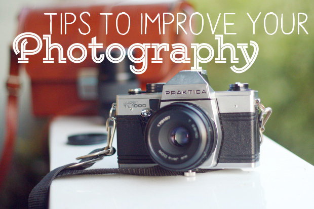 13 tips to improve your photography