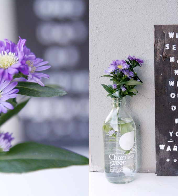DIY: Bestempelte Spruch-Schilder aus Holz