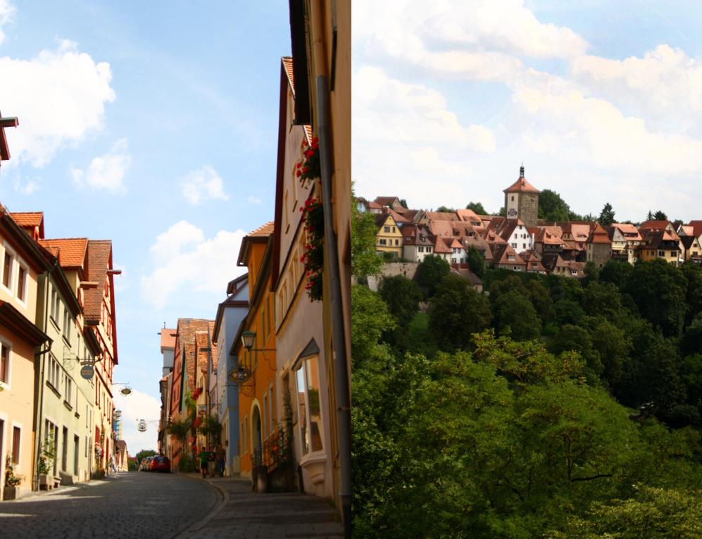 Impressions} Rothenburg ob der Tauber | mein feenstaub