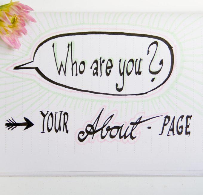 {Blogging Tips} Deine neue About-Seite