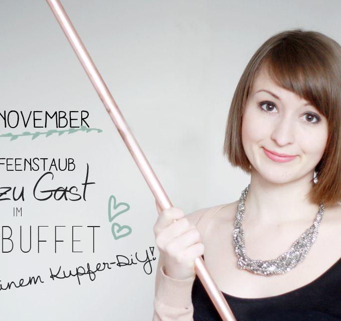 Live zu Gast im ARD-Buffet {26. November}