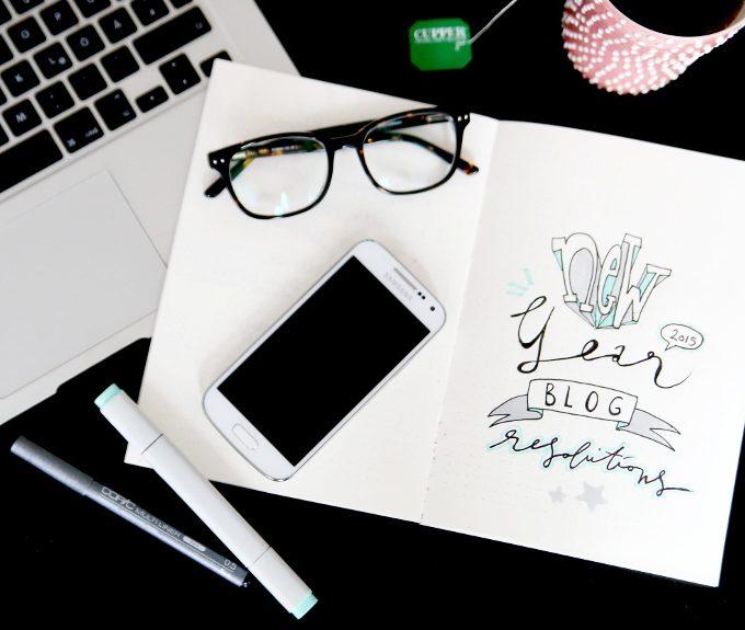 {Blogging} 7 gute Vorsätze für Blogger