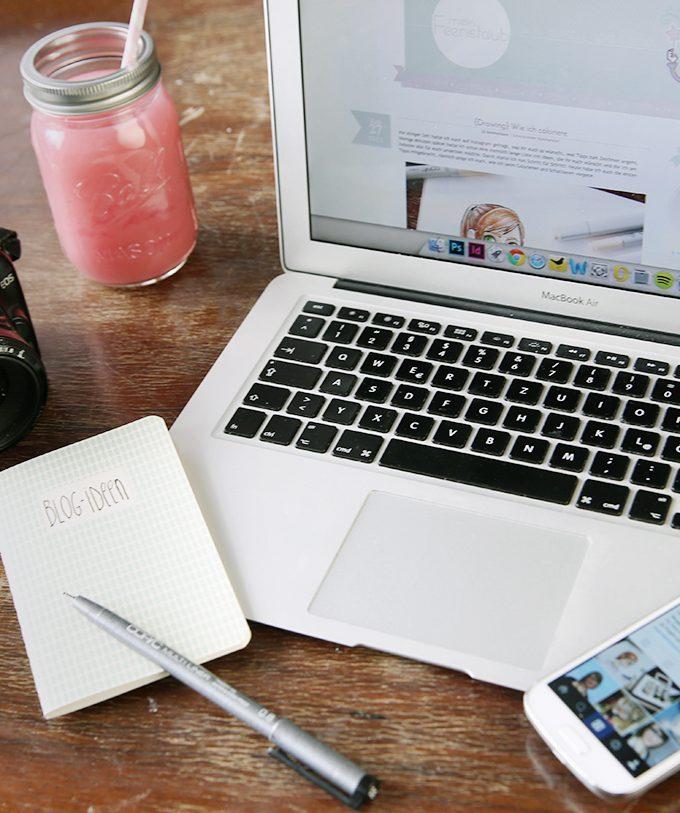 9 Dinge, die ich in 2 Jahren Bloggen gelernt {und wie ich meinen Bloggeburstag vergessen} habe
