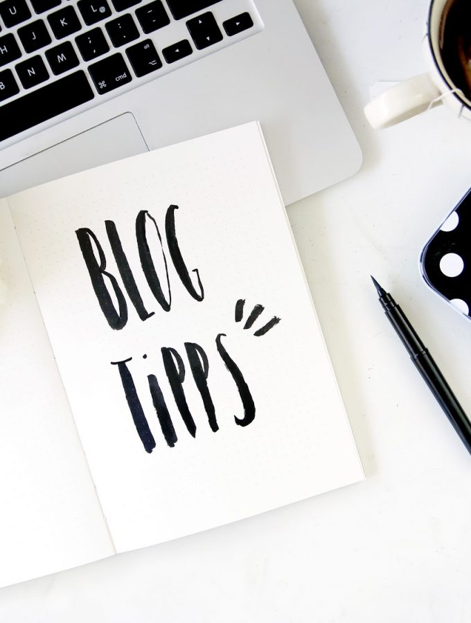 6 Blogging-Tipps für frischen Wind im eigenen Blog – für zwischendurch!