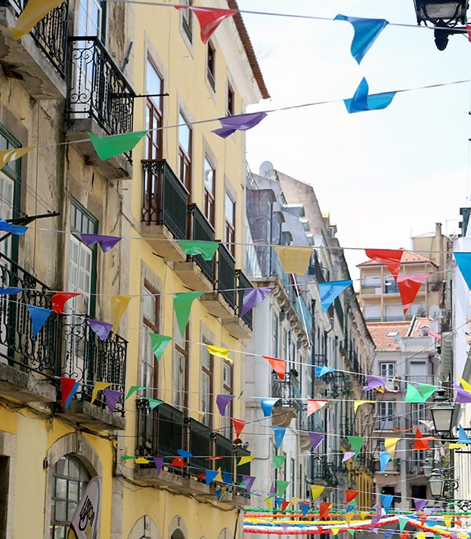 {Travelling} 5 Gründe für einen (weiteren) Besuch in Lissabon