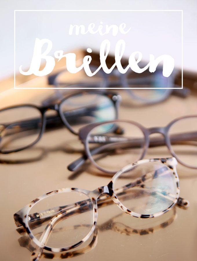 Alle meine Brillchen …!