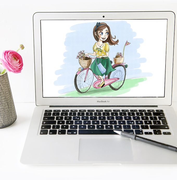 {Drawing} Wie ich Zeichnungen digitalisiere
