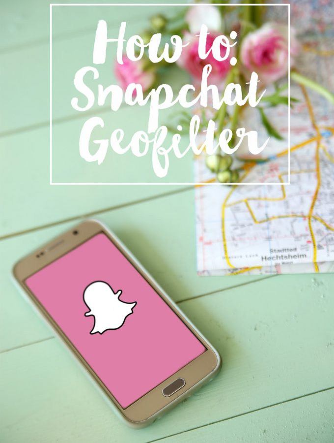 {How to} Snapchat Geofilter