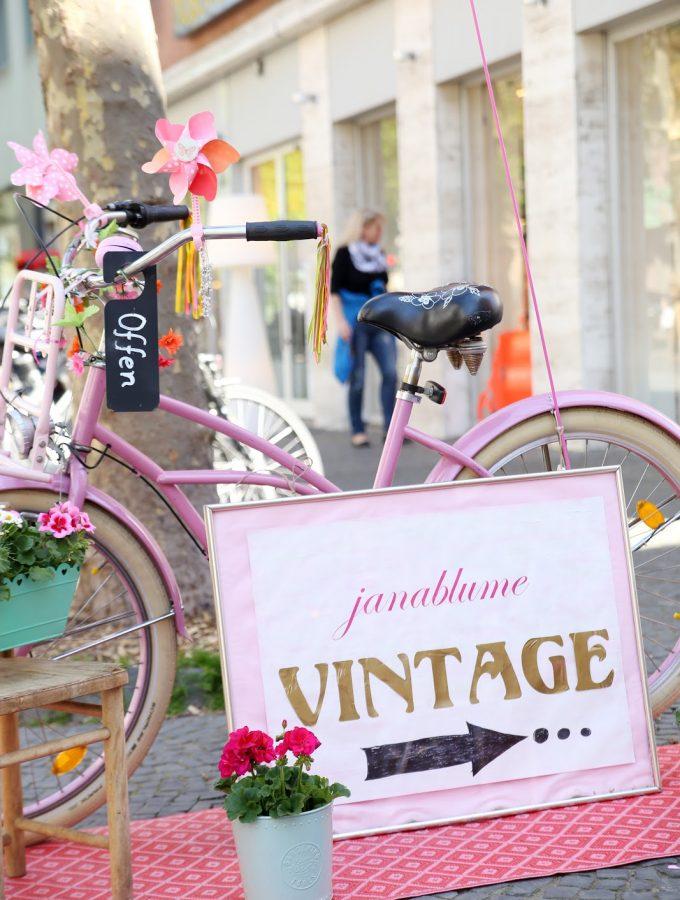{Mein Mainz} Janablume Vintage