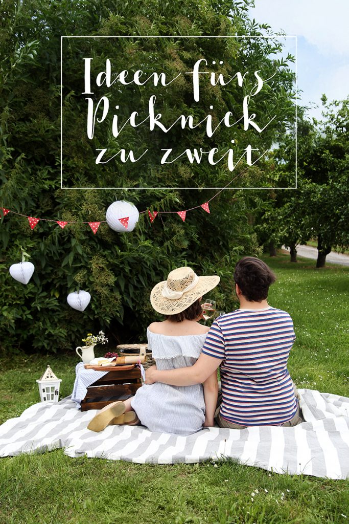 diy deko ideen f r ein picknick zu zweit mein feenstaub. Black Bedroom Furniture Sets. Home Design Ideas