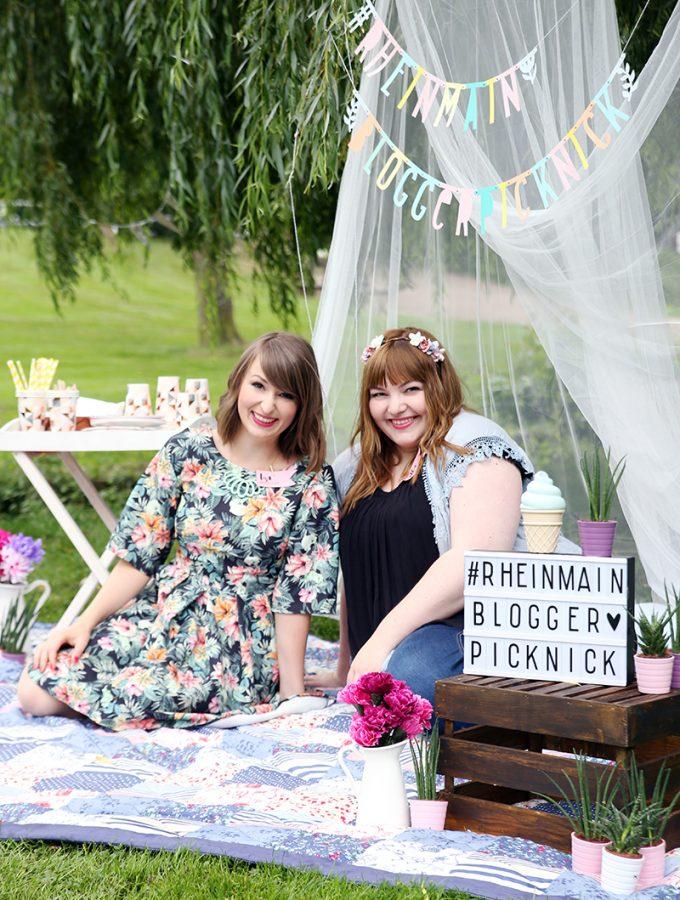 1. #rheinmainbloggerpicknick, neues Netzwerk & Giveaway
