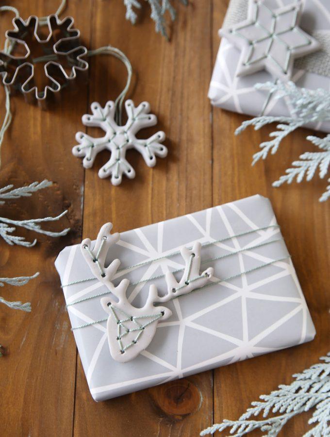 {DIY} Weihnachtliche Geschenk-Anhänger aus Fimo, Giveaway & Workshop