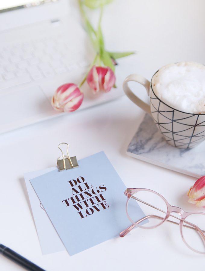 {Blogging} Bloggen mit wenig Zeit – in 3 Schritten