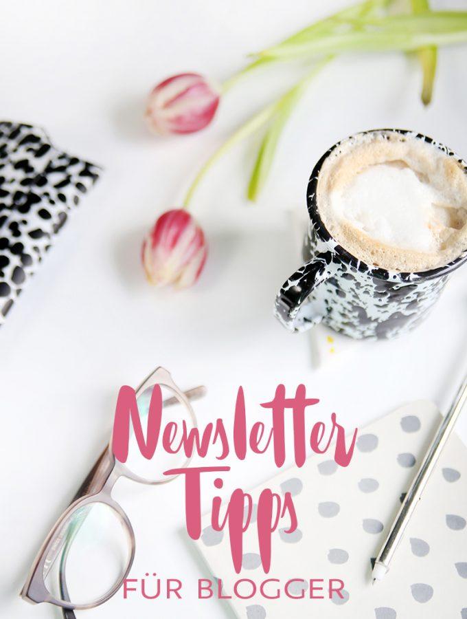 {Blogging} Tipps für deinen neuen Blog-Newsletter