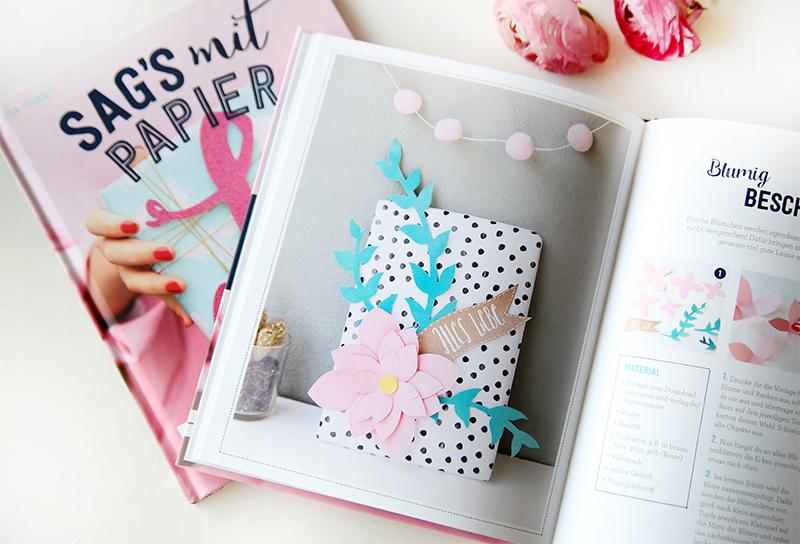 Mein 3. DIY-Buch: Sag\'s mit Papier {Giveaway} | mein feenstaub