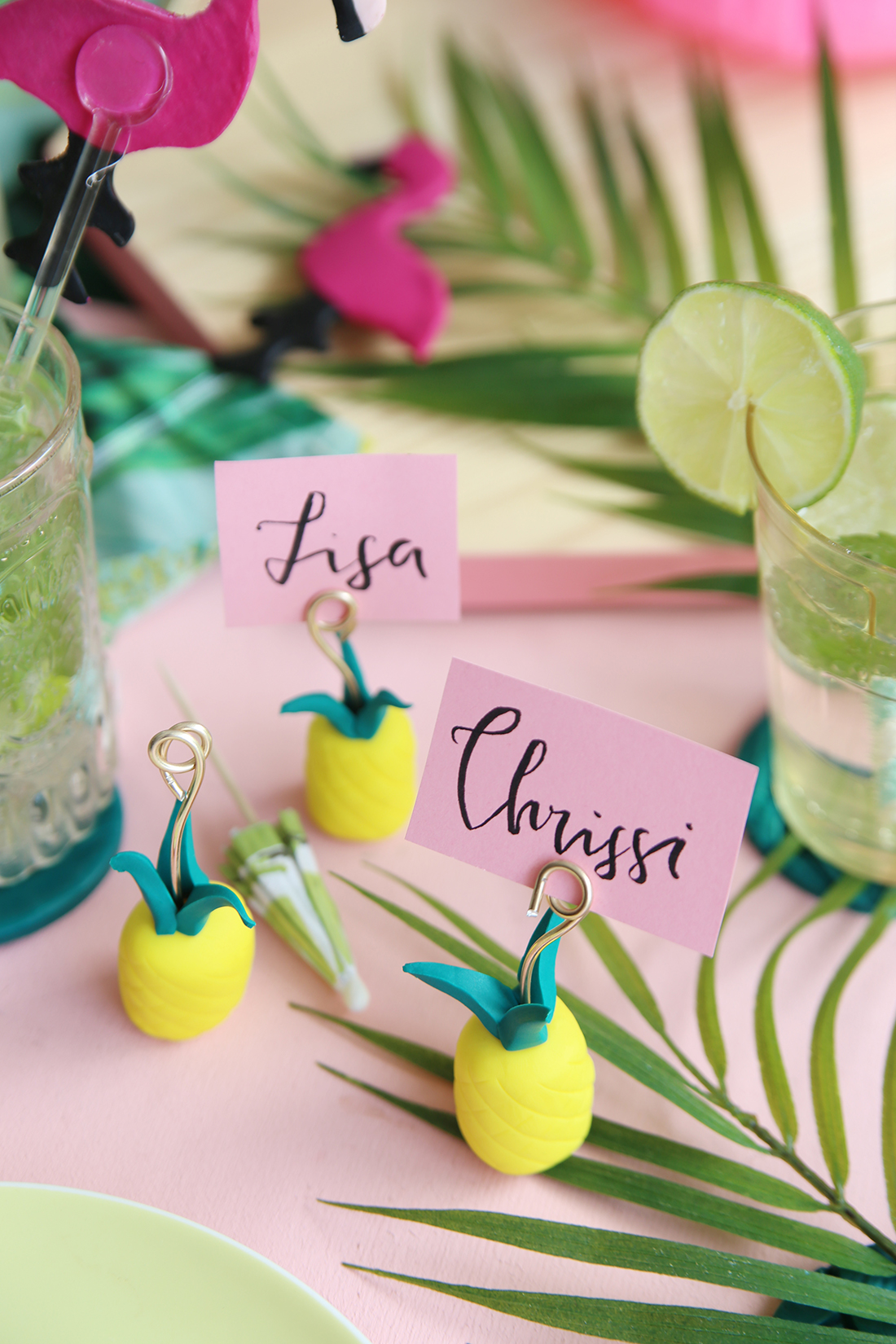 DIY Fimo-Ananas selbermachen mit Step by Step Tutorial
