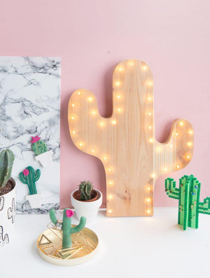 Die besten DIY-Ideen mit Kaktus