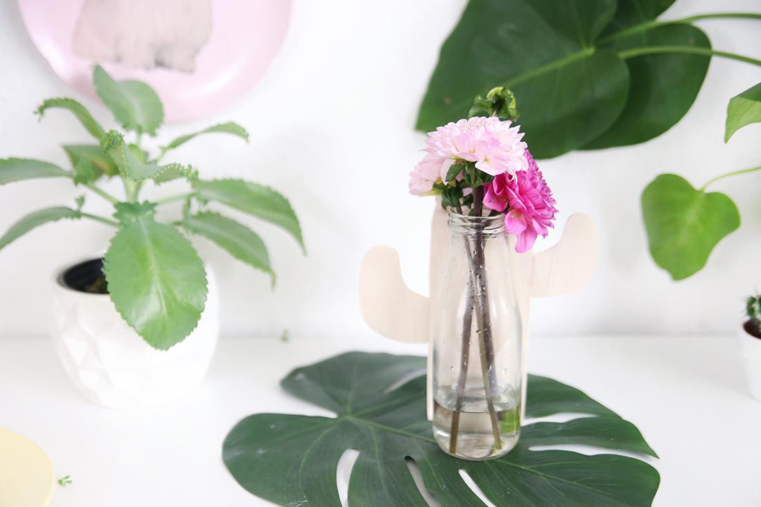 diy kaktus vase aus balsaholz mit vorlage mein feenstaub. Black Bedroom Furniture Sets. Home Design Ideas