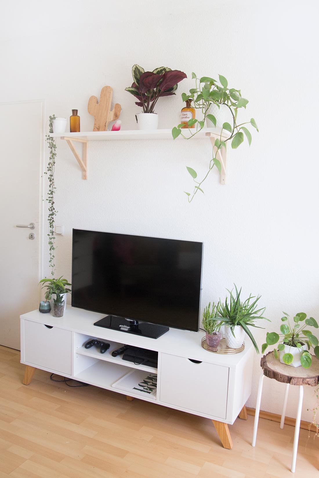 Wohnzimmer Umstyling mit viel DIY Deko | mein feenstaub