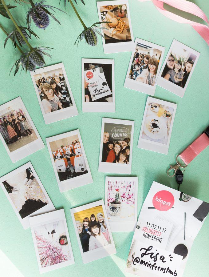 Ganz viel #Blogstlove! Was ich von der Blogst17 mitnehme