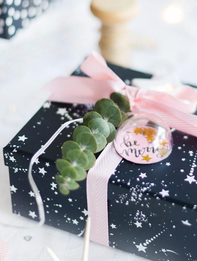 DIYnachten Türchen 4: Leuchtende Weihnachtsgeschenke | DIY-Idee & Giveaway