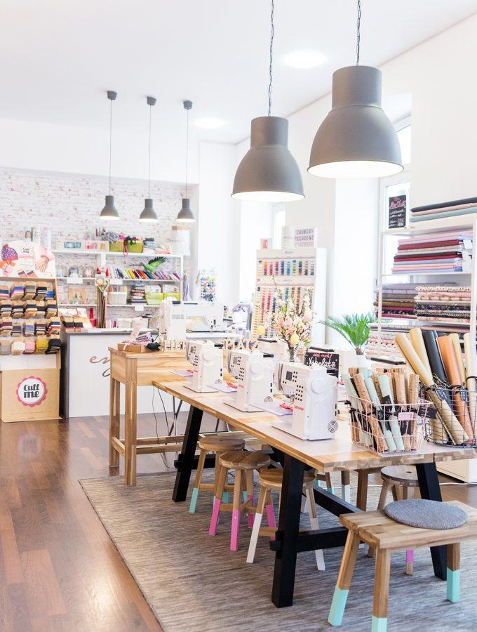 Stoffe kaufen in Mainz: Engelsliebe