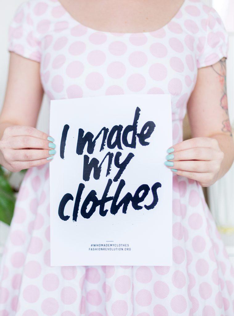 Ankündigung: Fashion Revolution Week - mach mit! | mein feenstaub