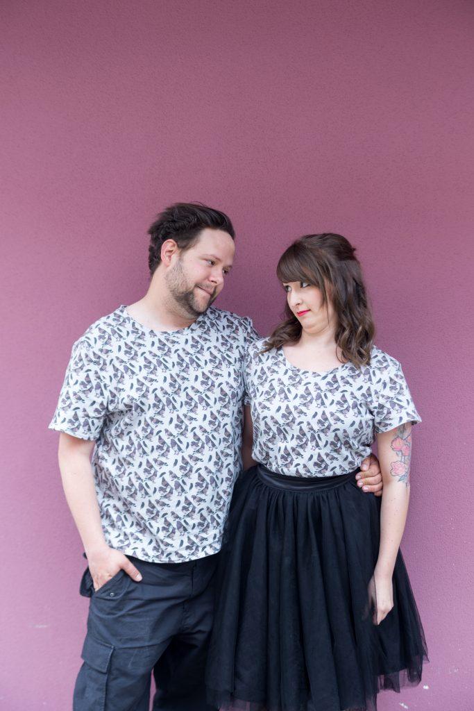 partnerlook-tauben-shirt-swag-fashiontamtam-24 | mein feenstaub
