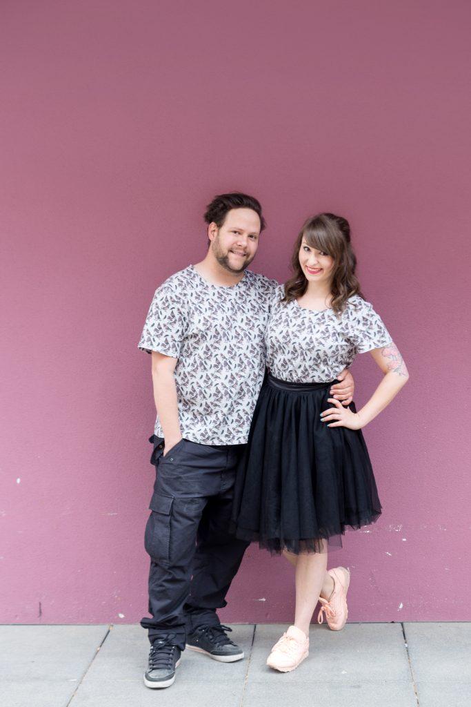 partnerlook-tauben-shirt-swag-fashiontamtam-28 | mein feenstaub