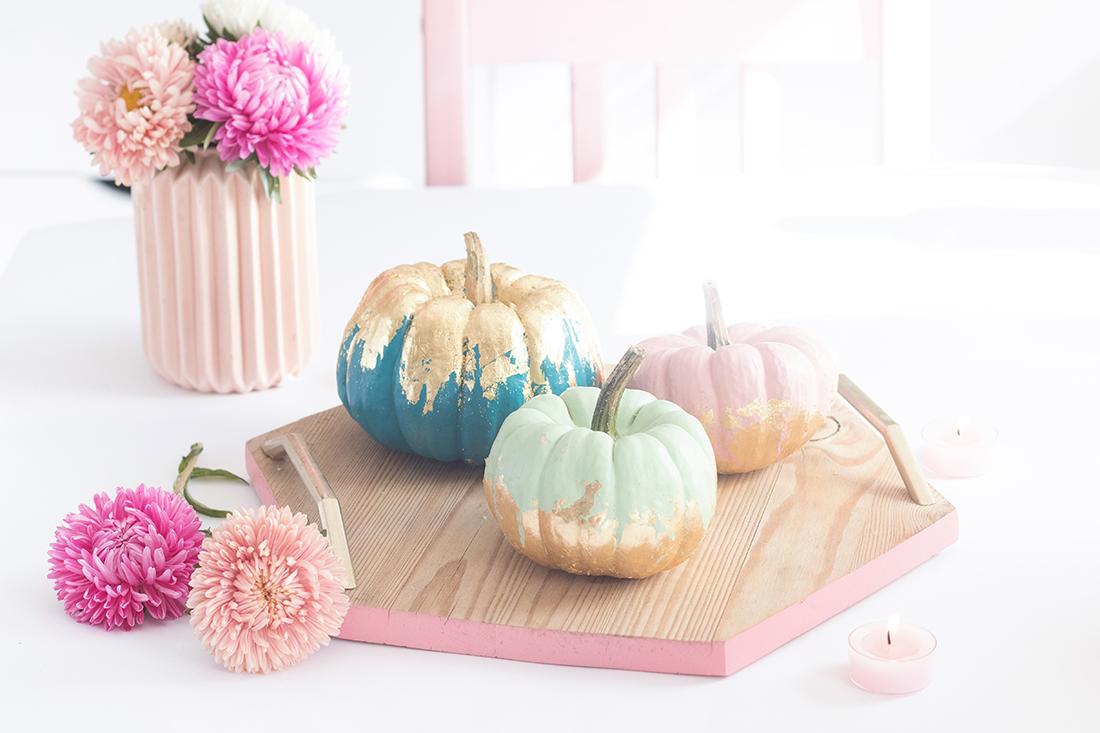 Diy Kuerbis Herbst Ideen Basteln Halloween 9 Mein Feenstaub