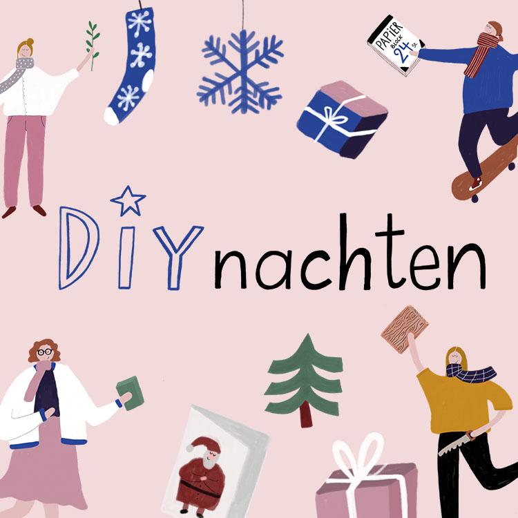 Der DIYnachten Adventskalender 2018