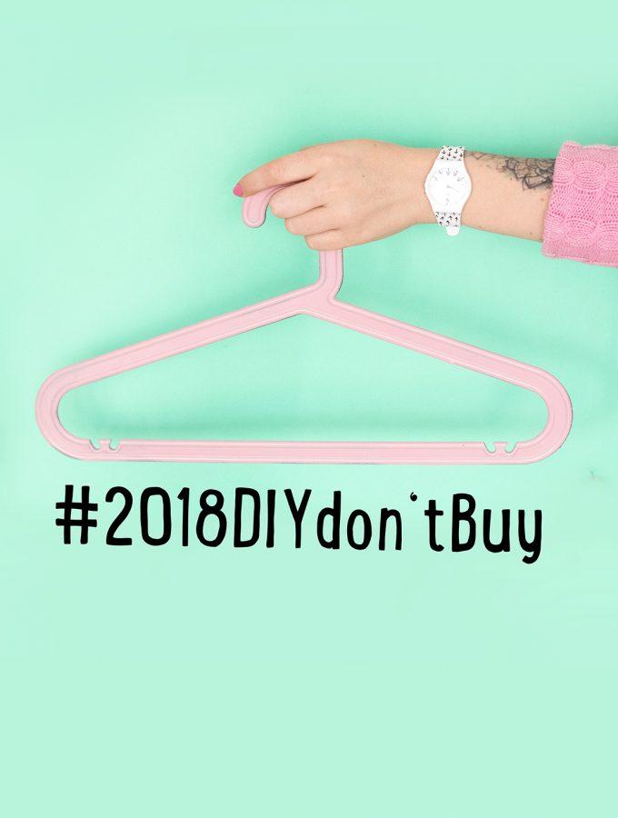 #2018DIYdontBuy: Ein Jahr lang keine Klamotten gekauft: mein Fazit!