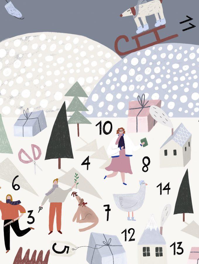 Der DIYnachten-Adventskalender 2019
