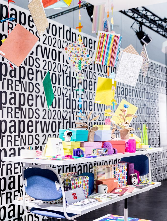 Die Office- und Lifestyle-Trends der Paperworld 2020