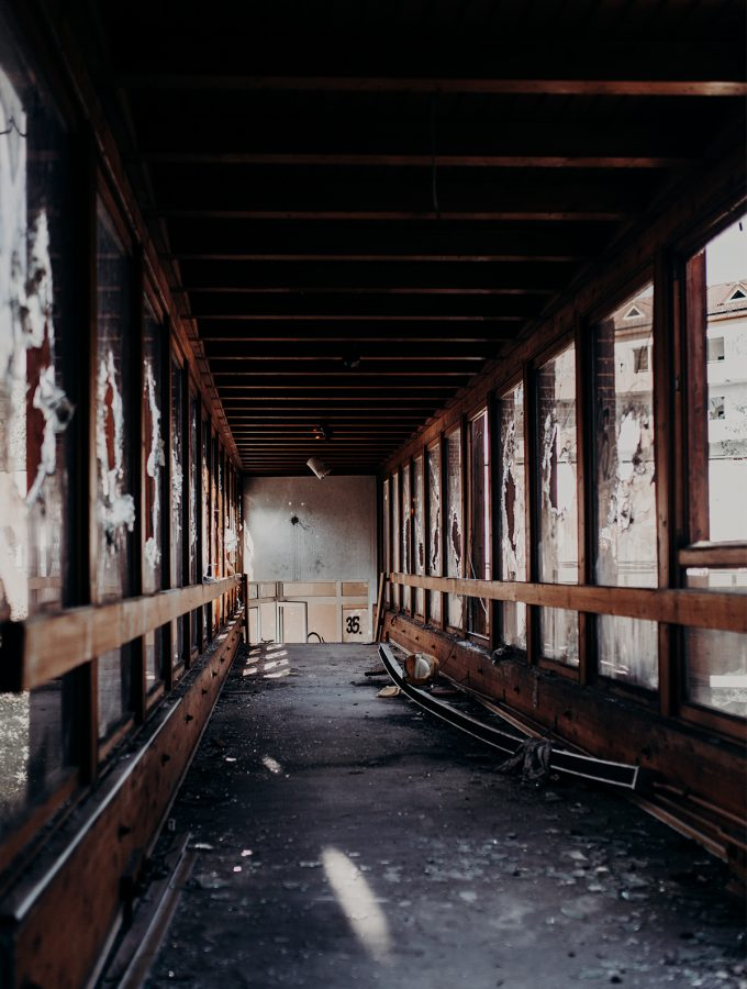 Lost Place: Verlassene Klinik